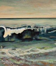 ציור ים