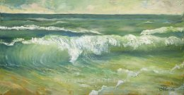 קצף ים וגלים