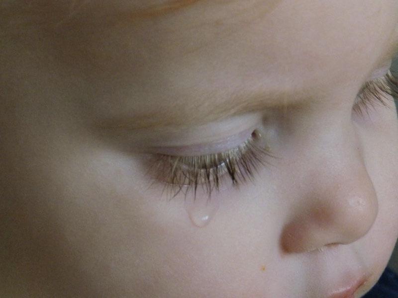 הילד הבוכה