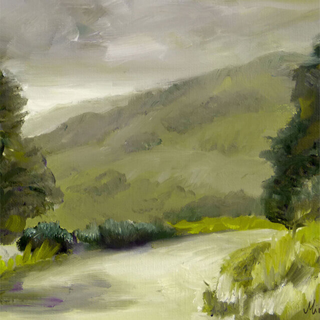 ציורי נופים וטבע