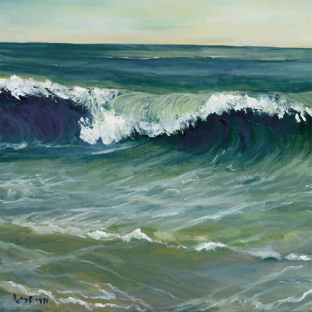 ציורי ים וגלים